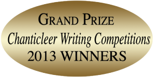 2013 Writing Competition Winners
