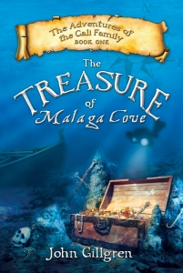 The Treasure of Malaga Cove by John Gillgren