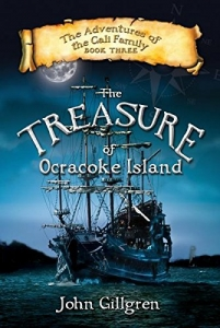 The Treasure of Ocracoke Island by John Gillgren