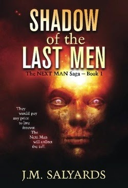 Shadow of the Last Men by J.M. Salyards