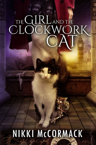 Girl and the Clockwork Cat